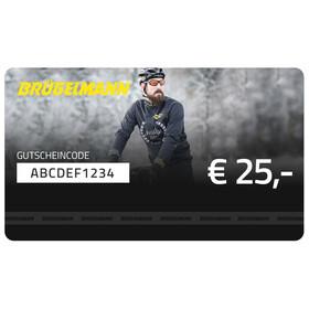 Brügelmann Geschenkgutschein 25 €